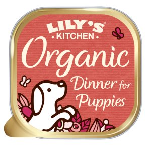 Lily's Kitchen dinner for puppies
