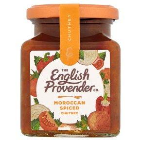 EPC Moroccan spiced chutney