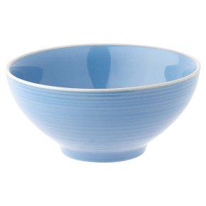 Waitrose Dining Ilkley Blue Cereal Bowl