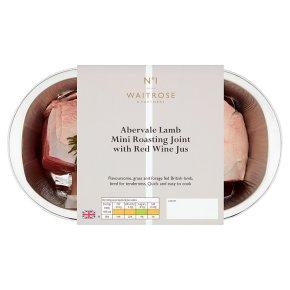 Waitrose No1 Abervale Lamb Mini Joint