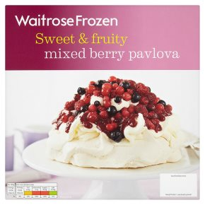 Waitrose Mixed Berry Pavlova
