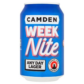 Camden Week Nite Any Day Lager