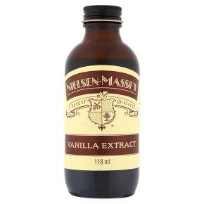 Nielsen-Massey vanilla extract