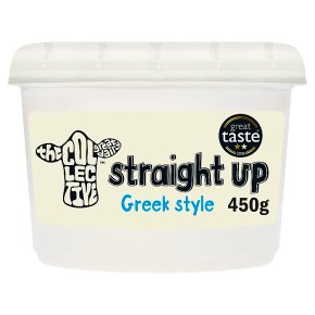 The Collective Dairy Straight Up Yoghurt