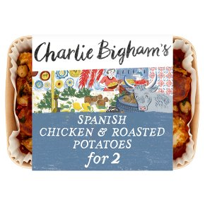Charlie Bigham's spanish chicken & roasted potatoes
