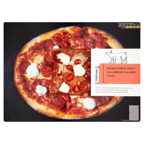 No1 Spicy Calabrian Salami Pizza