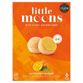 Little Moons Mango Mochi Ice Cream