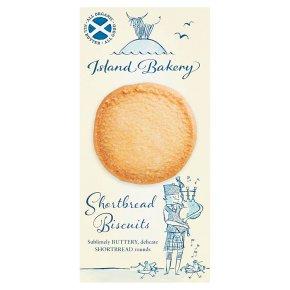 Island Bakery Shortbread Biscuits