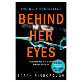 Behind Her Eyes Sarah Pinborough