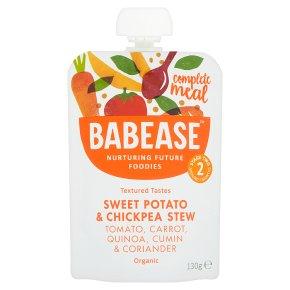 Babease Sweet Potato & Chickpea Stew