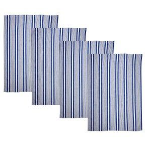 Waitrose Cooking Blue Tea Towels