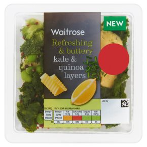 Waitrose Kale & Quinoa Layers