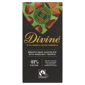 Divine Deliciously Dark Smooth Hazelnut