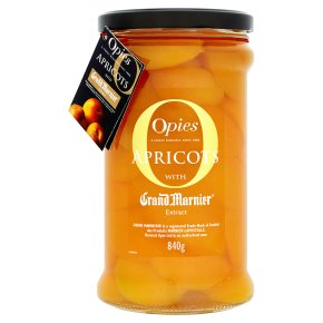 Opies Apricots with Grand Marnier