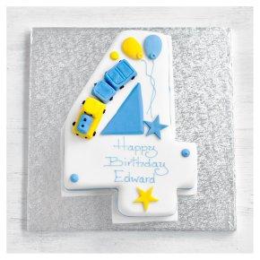 Th Birthday Cakes Waitrose