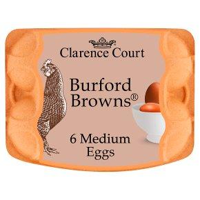 Clarence Court Burford Brown Medium