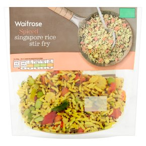Waitrose Singapore Rice Stir Fry