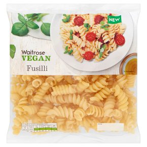 Waitrose Vegan Fusilli