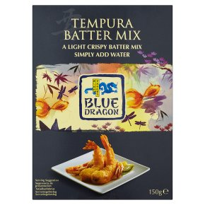 Blue Dragon Tempura Batter Mix