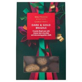 Waitrose Dark Gold Brazils