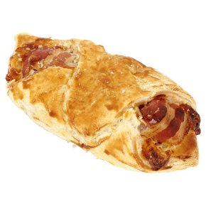 Bacon and Cheese Wrap