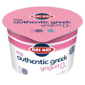 KRI KRI My Authentic Greek Yogurt 0%