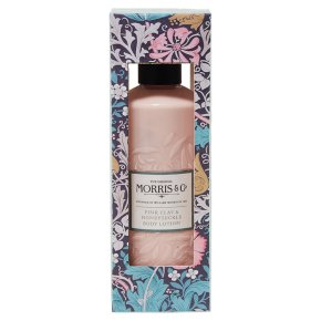 H&Ivory Morris Pink Clay Lotion