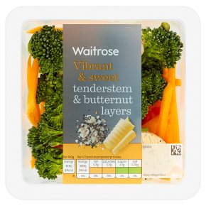 Waitrose Tenderstem & Butternut Layers