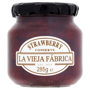 La Vieja Fábrica Strawberry Conserve