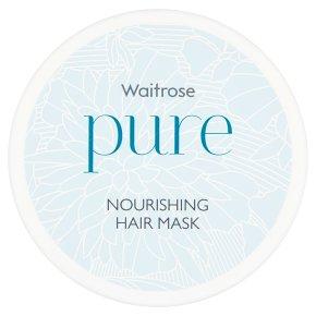 Waitrose Pure Nourishing Hair Mask