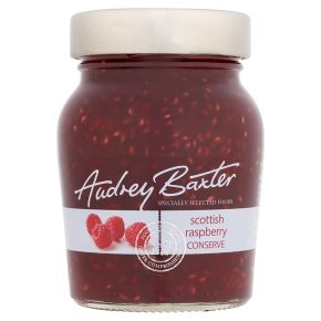 Audrey Baxter Scottish Raspberry Conserve