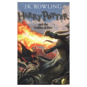 Harry Potter & The Goblet of Fire J K Rowling