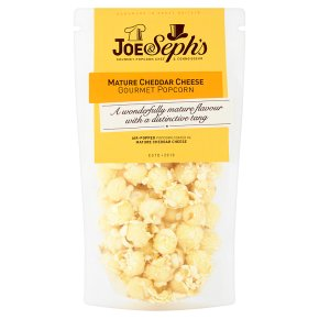 Joe & Seph's Irish Cheddar Popcorn