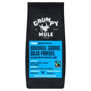 Grumpy Mule Honduras Pico Pijol Ground Coffee