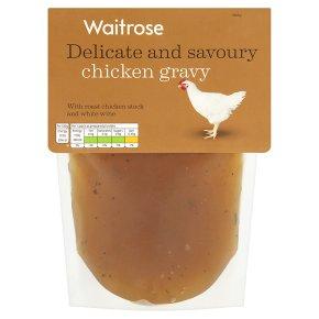 Waitrose Chicken Gravy