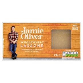 Jamie Oliver Wholewheat Lasagne