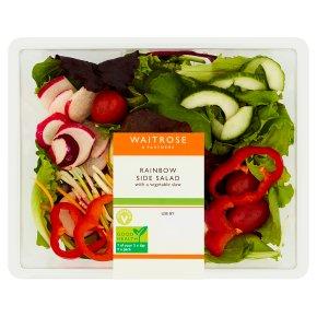 Waitrose Rainbow Side Salad