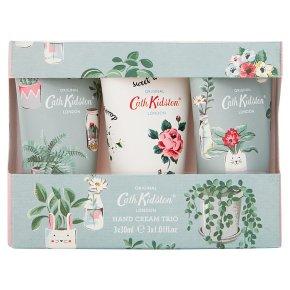 Cath Kidston Plant Pots Hand Cream