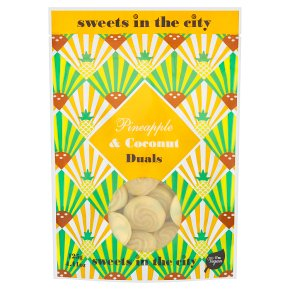 Sweets in The City Pineapple & Coconut Duals