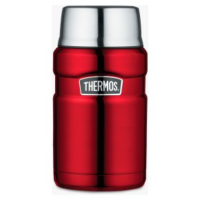 Thermos Red Food Flask