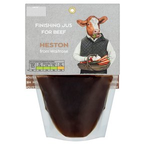 Heston from Waitrose Finishing Jus for Beef