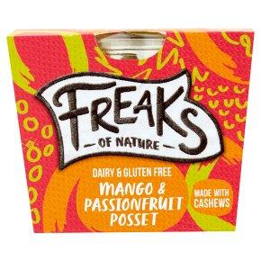 Freaks of Nature Mango & Passionfruit Posset