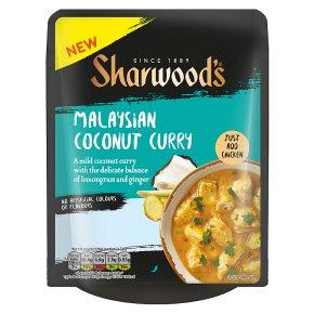 Sharwood's Malaysian Coconut Curry