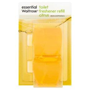 essential Toilet Fresh Citrus Refill