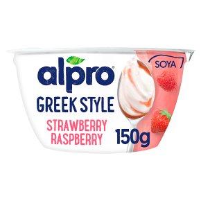 Alpro Go On Strawberry Raspberry
