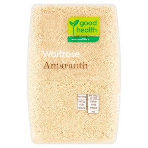Waitrose LOVE Life Amaranth