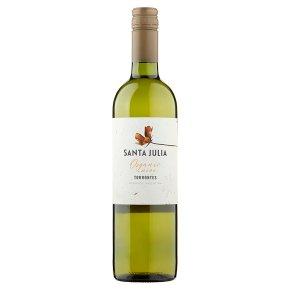 Santa Julia Organic Wine Torrontes