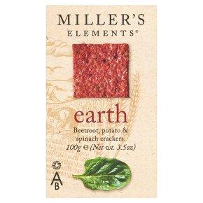 Miller's Elements Earth Crackers
