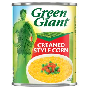 Green Giant Creamed Style Sweetcorn