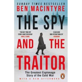 The Spy & the Traitor
